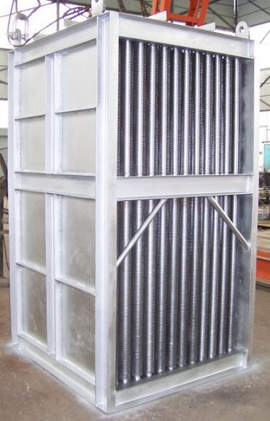 热管空气预热器-中国压力容器网